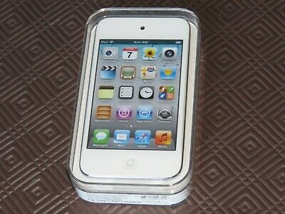 Apple iPod Touch 4th Gen 64GB White BRAND NEW SEALED CASE Collectors Item A1367