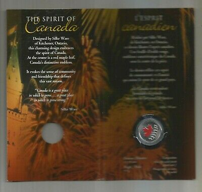 Canada - 25 Cents - 2001 - Sealed from Mint - BU - Maple Leaf
