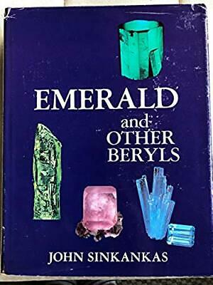Emerald and Other Beryls (Hardcover) by John Sinkankas