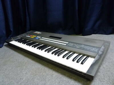 Roland JX-8P JX 8 Vintage Analog Synth Synthesizer Keyboard Tested Working Used