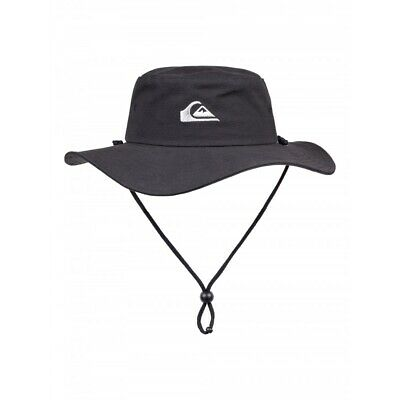 Quiksilver Bushmaster Youth Hat Boys in Black