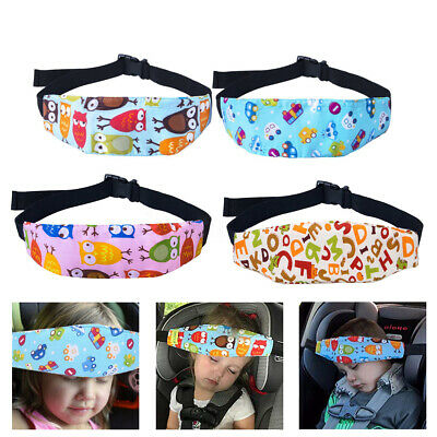 Baby Safety Car Seat Sleep Nap Aid Child Kid Head Protector Belt Support