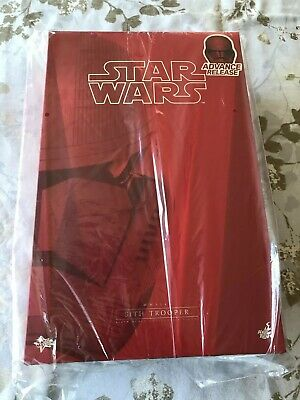 """2019 SDCC Star wars 12"""" Sith Trooper fig  Hot Toys Rise of Skywalker Exclusive"""