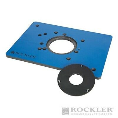 Rockler Phenolic Router Plate For Triton Routers 210 x 298mm (8-1/4 x 11-3/4'')