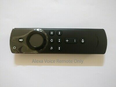 Genuine Amazon Fire TV Stick Remote Control Only 2019 Alexa Upgrade Replacement
