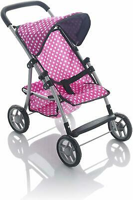 Molly Dolly My First Doll's Pushchair