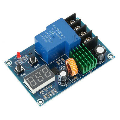XH-M604 Battery Charger Control Module Board DC 6-60V/80V Voltage Battery Charge