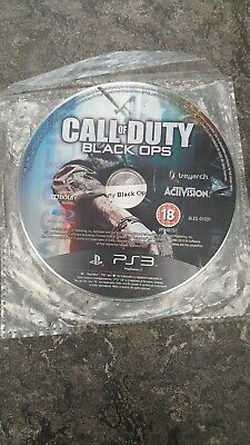 Call Of Duty Black Ops - (DISC ONLY)