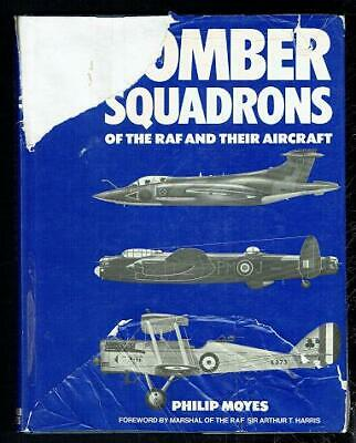 Moyesp; Bomber Squadrons of the Royal Air Force and their Aircraft. 1976 Fair