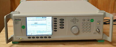 Anritsu MG3693A Microwave Signal Generator/Sweeper 10MHz-30GHz LOADED, Unused