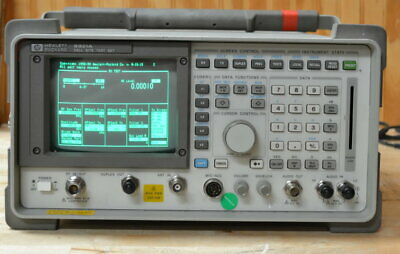 HP Agilent 8921A RF Communications Test Set to 1GHz, Guaranteed GOOD