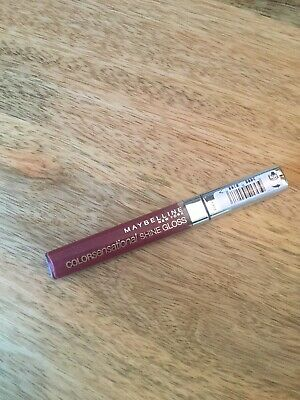 A New Maybelline Colorsensational Shine Gloss Shade 360 Stellar Berry
