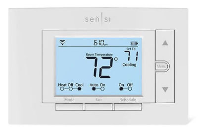 Emerson SenSi™  Wi-Fi Programmable Thermostat For Smart Home {UP500W}