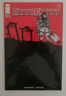 Extremity # 7  Walking Dead Image  Comics.  New. Bagged/Boarded