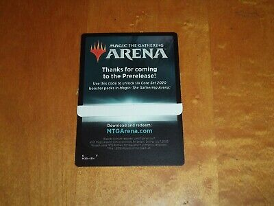 MTG M20 Magic Arena Code - 6 FREE PACKS - Core Set 2020 - Digital Delivery!
