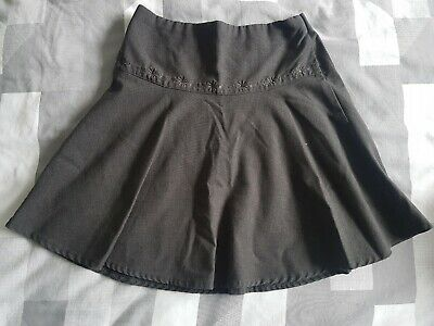 178abe44b MATALAN GIRLS GREY school pinafore worn once age 5 with pretty bow ...