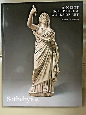 Sotheby's Ancient Sculpture & Works of Art auction catalogue London July 2019
