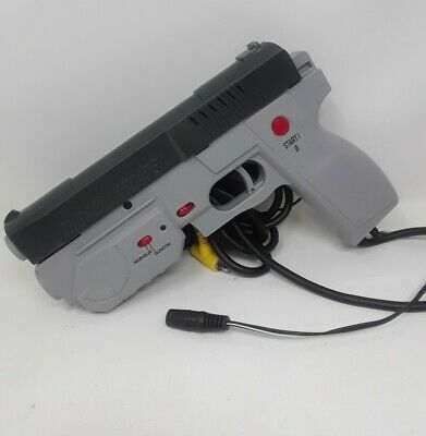 The Real Arcade light Gun and pedal Pelican Ps1