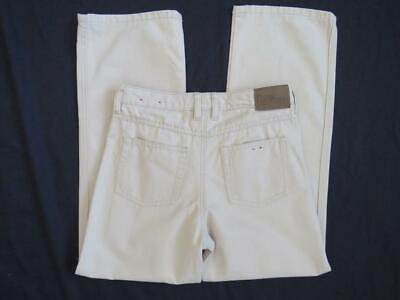 Thomas Cook Small Womens or Youth Beige Jeans - Petite Sizing Sz 10 fit Sz 6-8