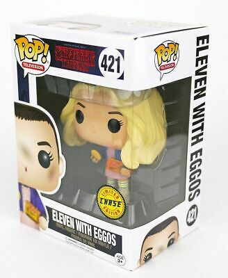 New Funko Pop! Stranger Things Eleven with Eggos Chase Limited Edition Variant