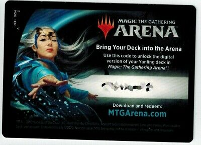 Mu Yanling, Celestial Wind Planeswalker Deck Code for MTG Arena (Quick Delivery)