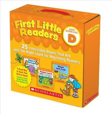 First Little Readers Parent Pack: Guided Reading Level D: 25 Irresistible Books