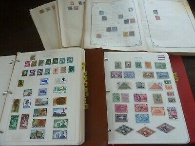 Worldwide Collection- Thousands of Stamps in Three Albums + More!