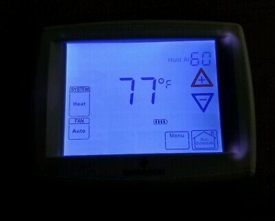 WORKS PERFECT Emerson 1F95-1277 Touchscreen 7-Day Programmable Thermostat