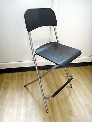 Amazing Ikea Breakfast Bar Folding Stools 9 99 Picclick Uk Caraccident5 Cool Chair Designs And Ideas Caraccident5Info