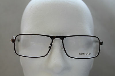 Tom Ford FT 5201/V049 Brille Braun 56/16/140 NEU A
