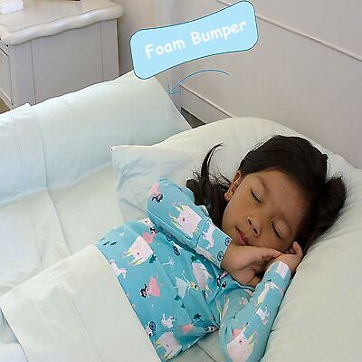 Simple Being Bed Rail Bumper Toddler, Baby, Child, Safety Guard Portable Non-...