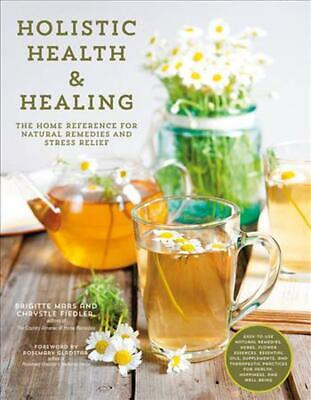 Holistic Health & Healing by Brigitte Mars (English) Paperback Book Free Shippin