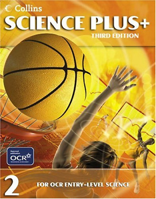 Science Plus - Student Book 2: Student Book No. 2, , Good Condition Book, ISBN 9