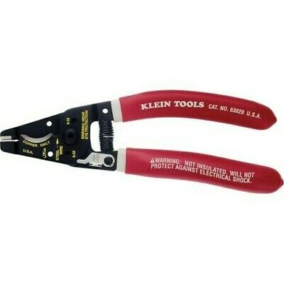 """Klein Tools Inc. Cable Cutter 2 cutting blades 7"""" OAL"""