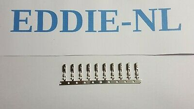 AUDI VW SKODA SEAT 000979009E CRIMP TERMINALS PINS 10X Genuine
