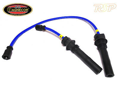 Magnecor 8mm Ignition HT Leads Mazda MX-5 Miata 1.8 DOHC 16v Mk2.5