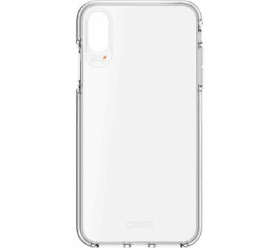 the best attitude 20875 2f4b1 GEAR4 CRYSTAL PALACE Clear Case for iPhone X XS XR XS Max D30 ...