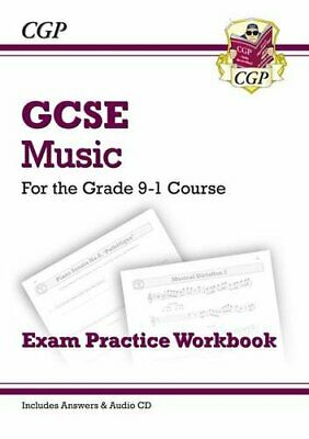 New GCSE Music Exam Practice Workbook - for the Grade 9-1 Course (with Audio C,