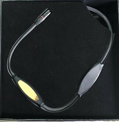 Transparent Audio RBL10 Reference with MM Technology 3m XLR Cables NR