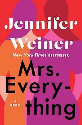 Mrs. Everything by Jennifer Weiner (English) Hardcover Book Free Shipping!