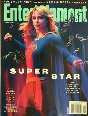 Entertainment Weekly - AUGUST, 2019 - SUPER STAR - Cover # 3 of 5 - SUPER GIRL