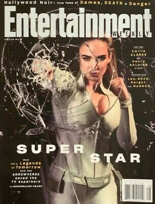 Entertainment Weekly - AUGUST, 2019 - SUPER STAR - Cover # 4 of 5