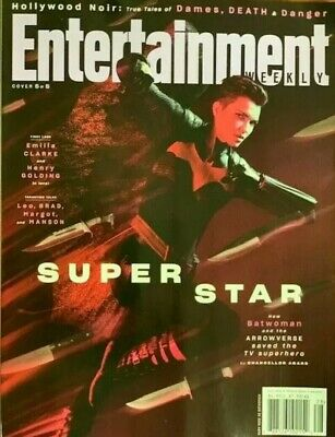 Entertainment Weekly - AUGUST, 2019 - SUPER STAR - Cover # 5 of 5 - BATWOMAN