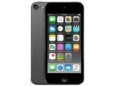 Apple iPod Touch, 6th Generation, 16GB, Space Grey, A1574 (Gray)