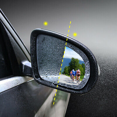 Rainproof Car Rearview Mirror Film`Sticker Anti-fog Protective Film Rain ShiSC