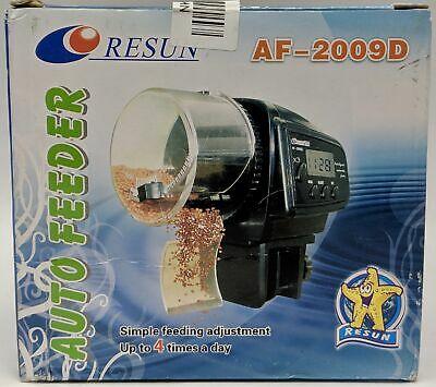 Resun Auto Feeder AF-2009D Fish Food Feeder