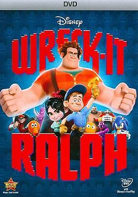 Wreck-It Ralph (DVD, 2013, Canadian Bilingual 3D)