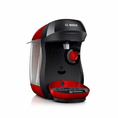 Bosch Système Multiboissons - Tassimo Happy - TAS1003 - Juste Rouge