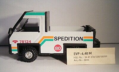 "06 227 MSB ""Transporter Piccolo SPEDITION (Schwungrad Antrieb)"""