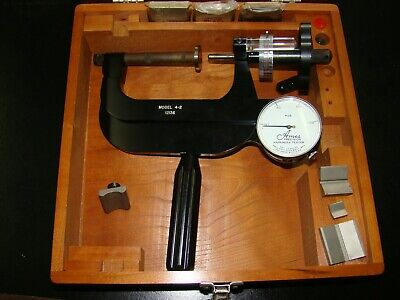AMES Model 4-2 Portable Hardness Tester